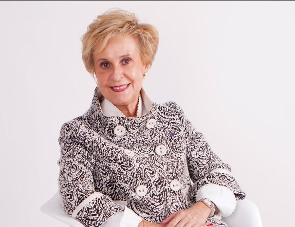 Carmen Quintanilla. Presidenta Nacional de AFAMMER