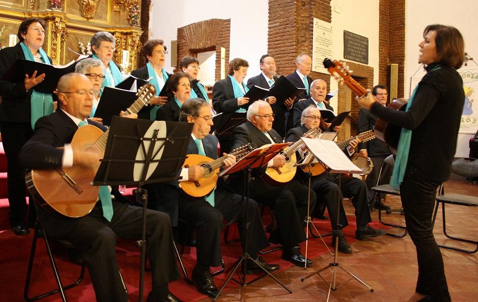 Villancicos convento coro Manzanares
