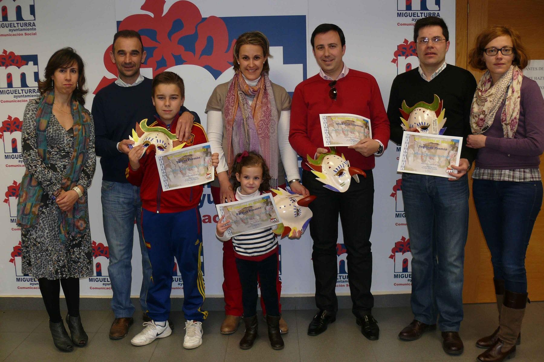 Miguelturra presenta el decimoquinto Concurso de Belenes