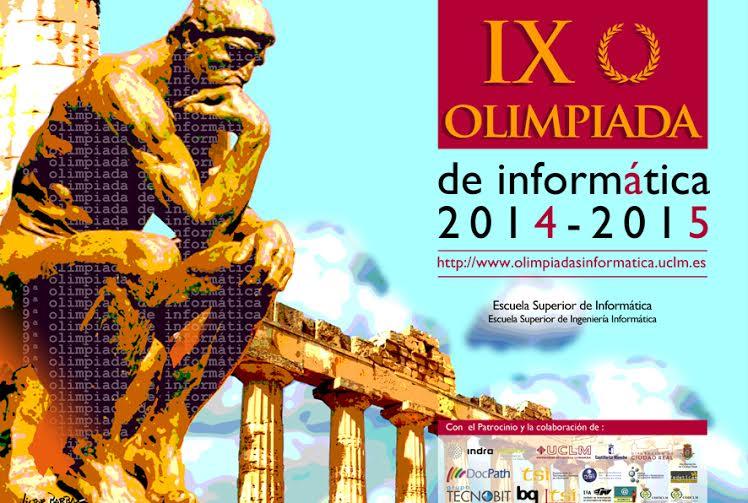 La IX Olimpiada de Informática para alumnos de Secundaria abre su inscripción hasta el 23 de enero