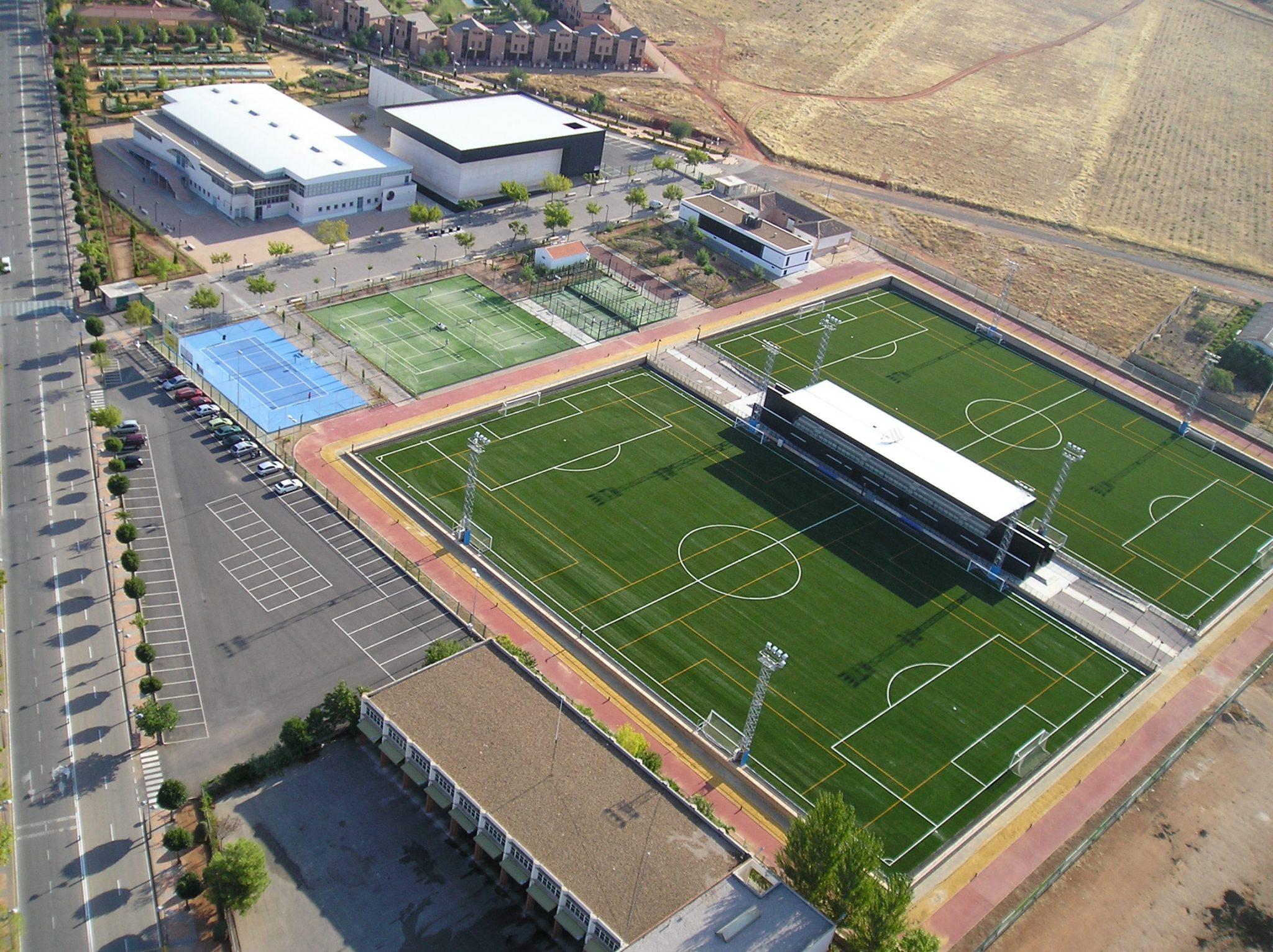 Ciudad Deportiva Virgen de la Cabeza