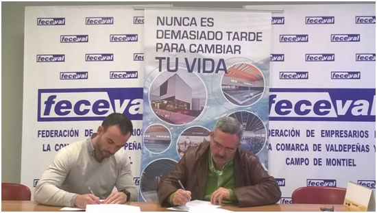 FECEVAL firma nuevos convenios en materia de salud bucodental, asesoramiento jurídico y gimnasio