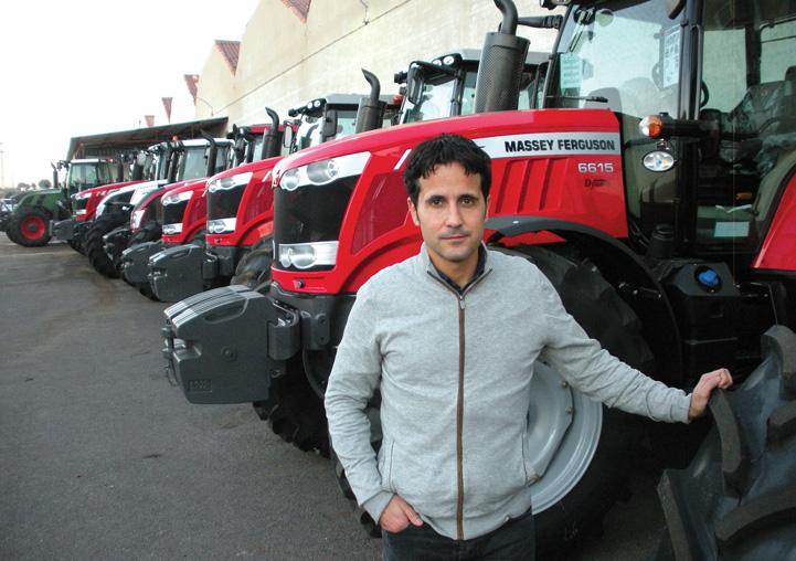 Carretero Maquinaria Agrícola. Maquinaria para todo tipo de agricultor