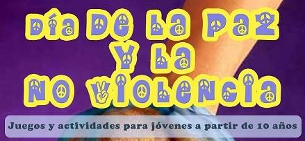 La Casa de la Juventud de Manzanares celebra el Día de la Paz y la No Violencia