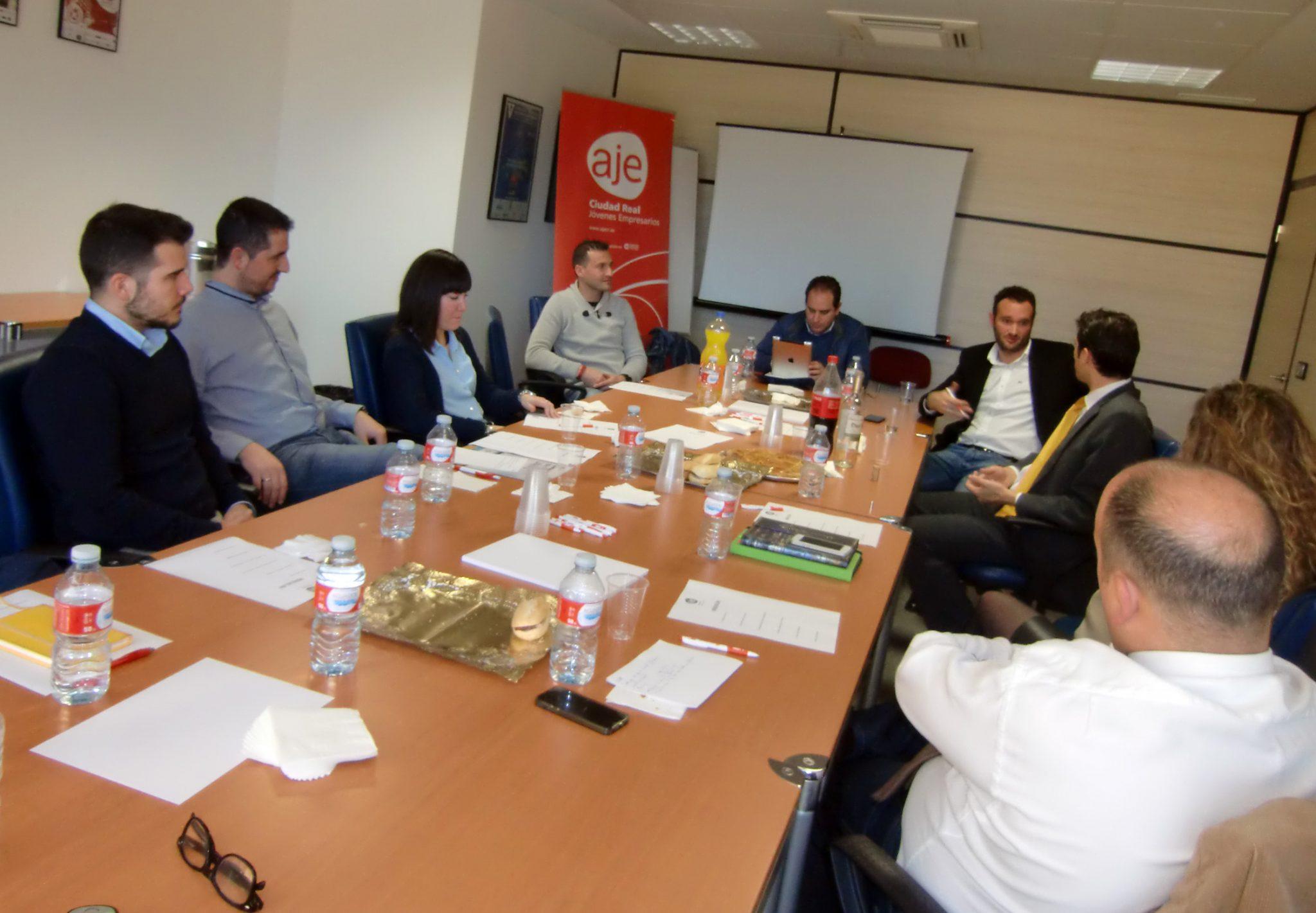 AJE Ciudad Real potenciará este año su mercado interno y externo para sus asociados