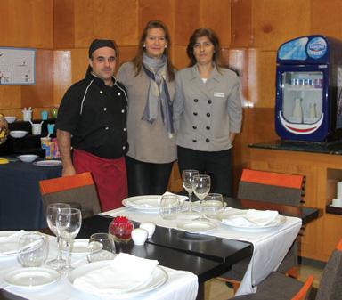 Restaurante Hotel NH.  Para celebrar la Navidad… y todo el año