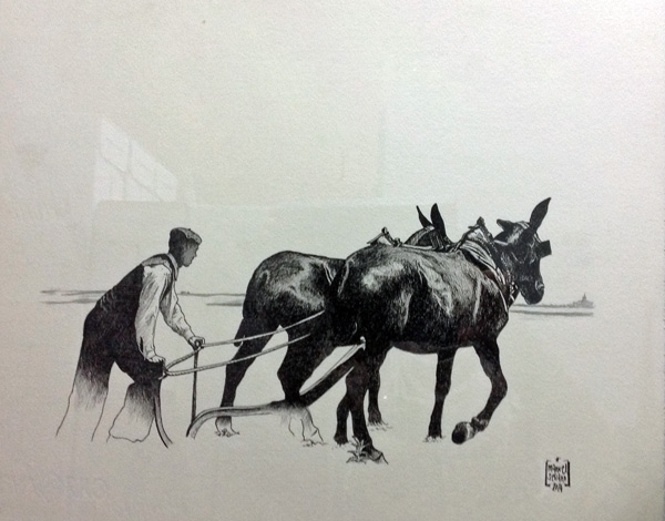 Fallo del Certamen de Pintura «Buscando al Yuntero», de la Cooperativa Jesús del Perdón de Manzanares