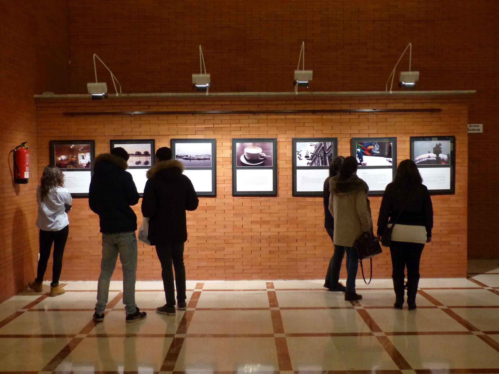 Carlos Infante y Cecilio Amores muestran «Matices» en el Gran Teatro