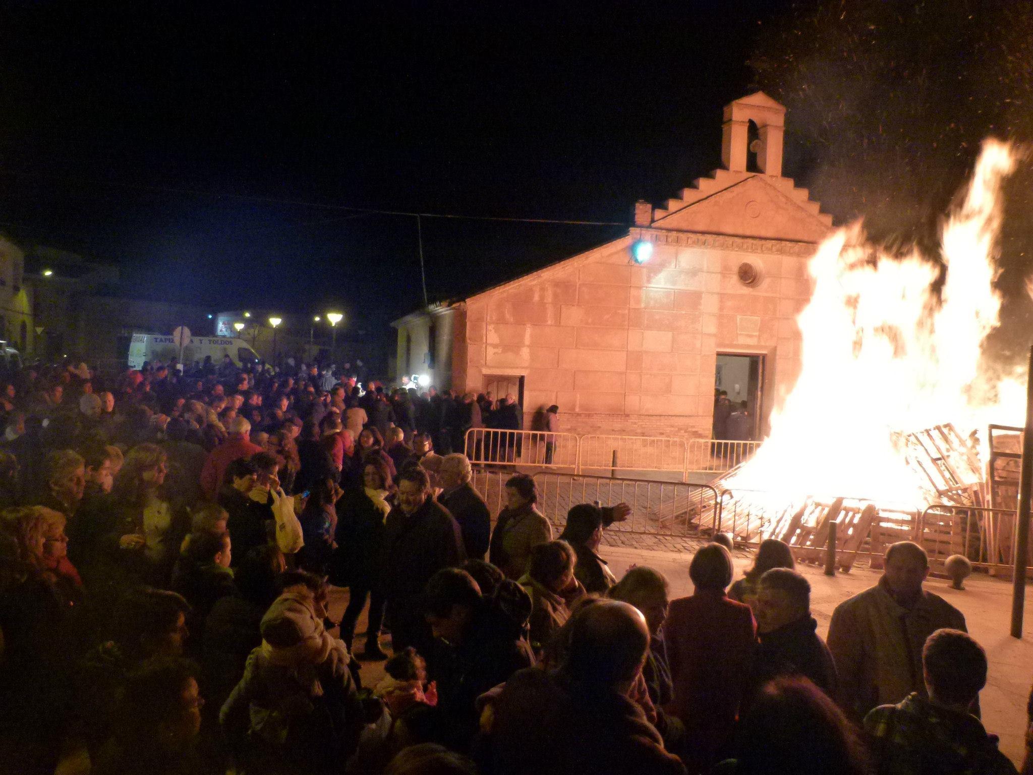 Todo listo en Manzanares para las fiestas de San Blas