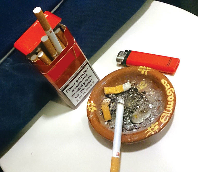 Tabaco, dejar de fumar