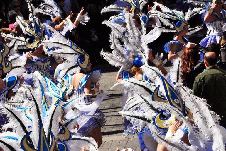 Abierto el plazo para la adjudicación de sillas del desfile del Domingo de Piñata