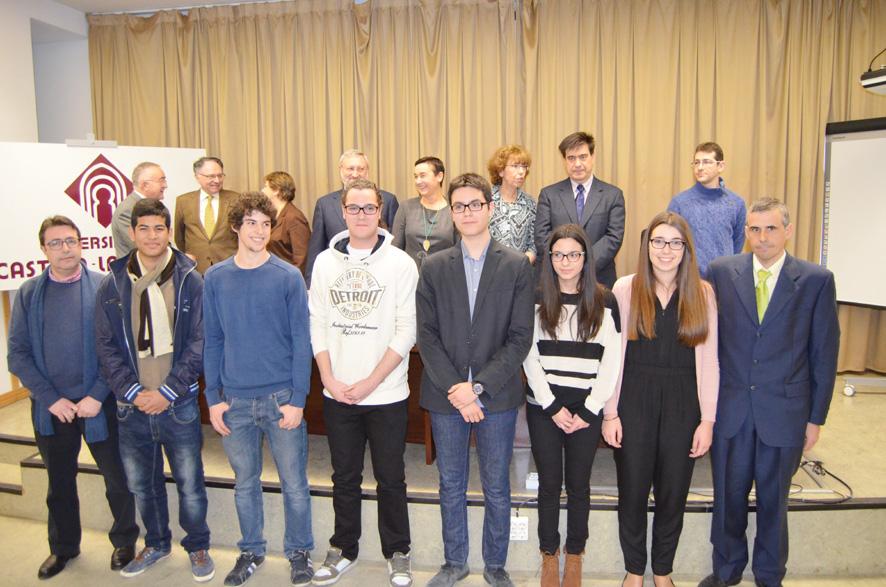 Alumnos de Alcázar de San Juan y Villareal representarán a España en la XIII Olimpiada Científica Europea