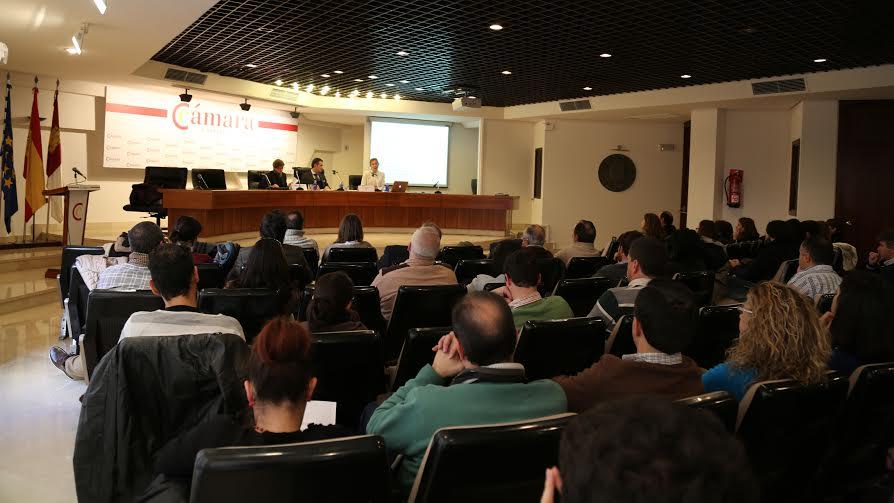 Jornada de apoyo para PYMEs y emprendedores en la Cámara Comercio Ciudad Real