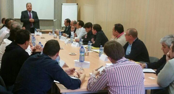El grupo de empresarios Círculo de Ciudad Real celebra sesiones abiertas de networking