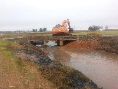 nuevo puente manzanares
