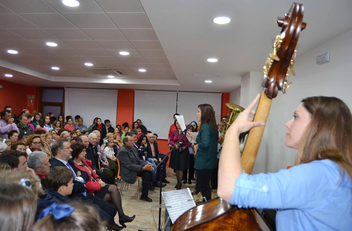 La Escuela de Música de Torralba celebra su Iª Semana Cultural del 9 al 14 de febrero