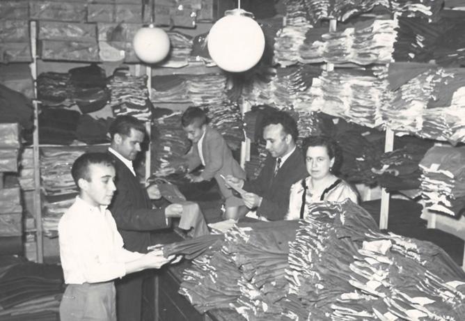 Confecciones Marín. La historia de Francisco Marín, precursor de la actividad empresarial textil en gran parte de España