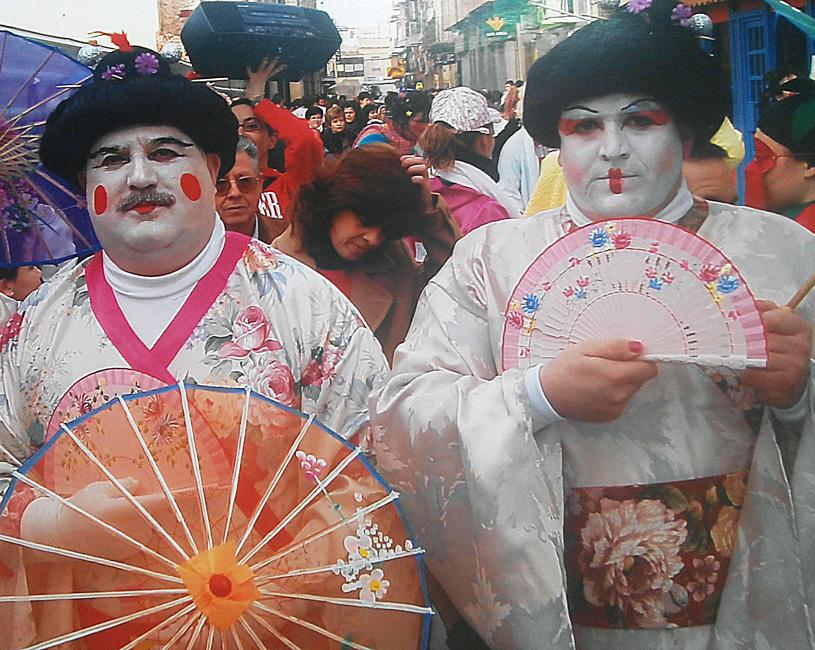 El alegre Carnaval. Así lo vive nuestra gente