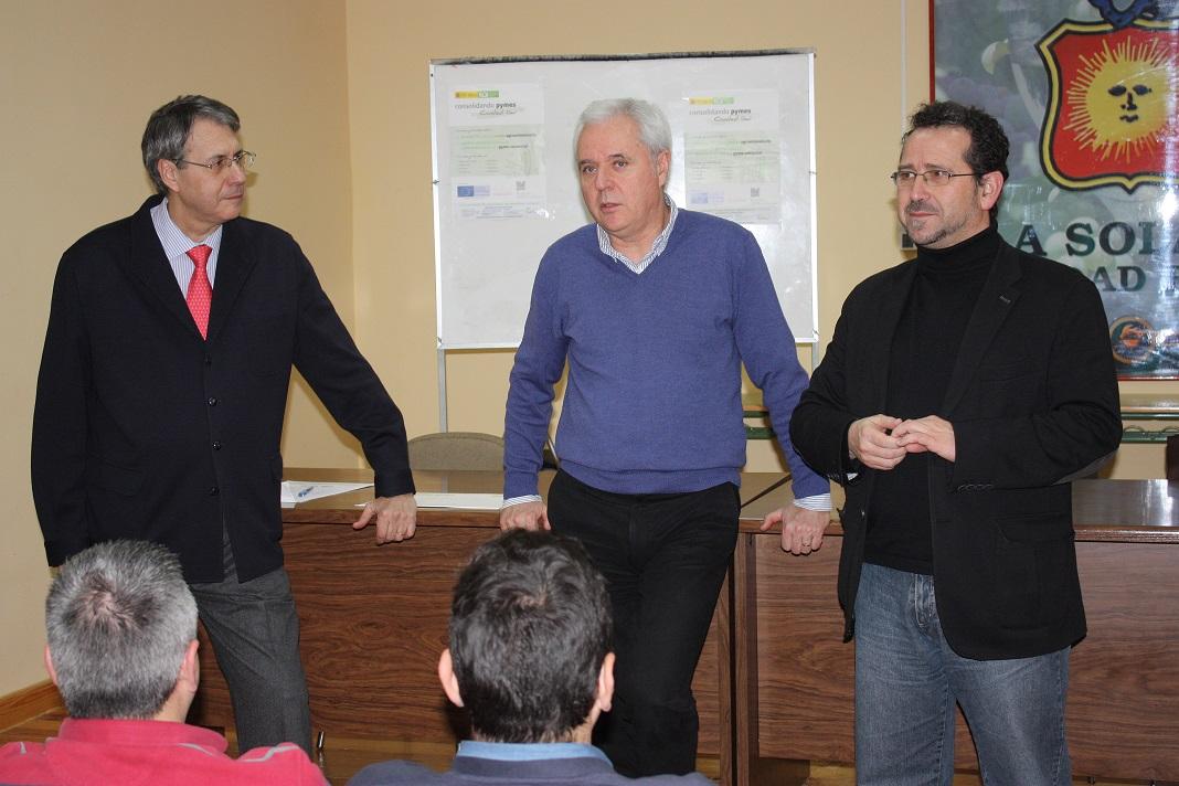 Clausurado en La Solana un curso de gestión TIC para el sector agroalimentario