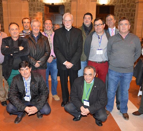 El XV encuentro de la Cofraternidad Trinitaria tendrá lugar en La Solana en 2016