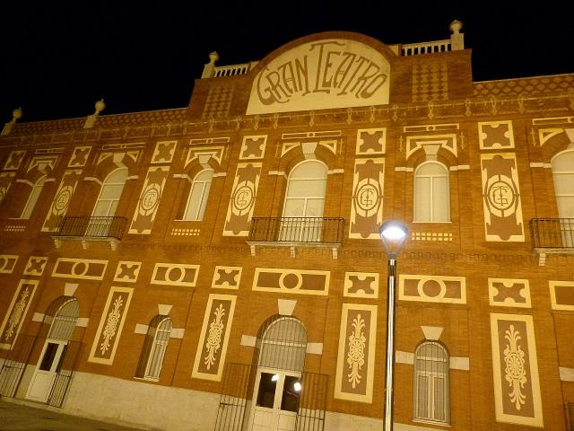 Manos Unidas Gran Teatro