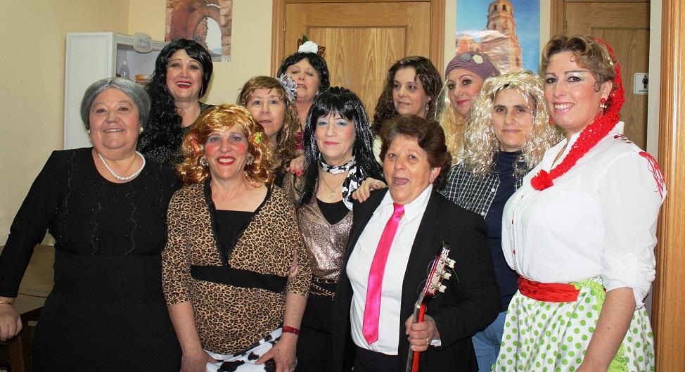 La Asociación de Mujeres de La Solana adelantó el Carnaval con la parodia «Tu cara me suena»