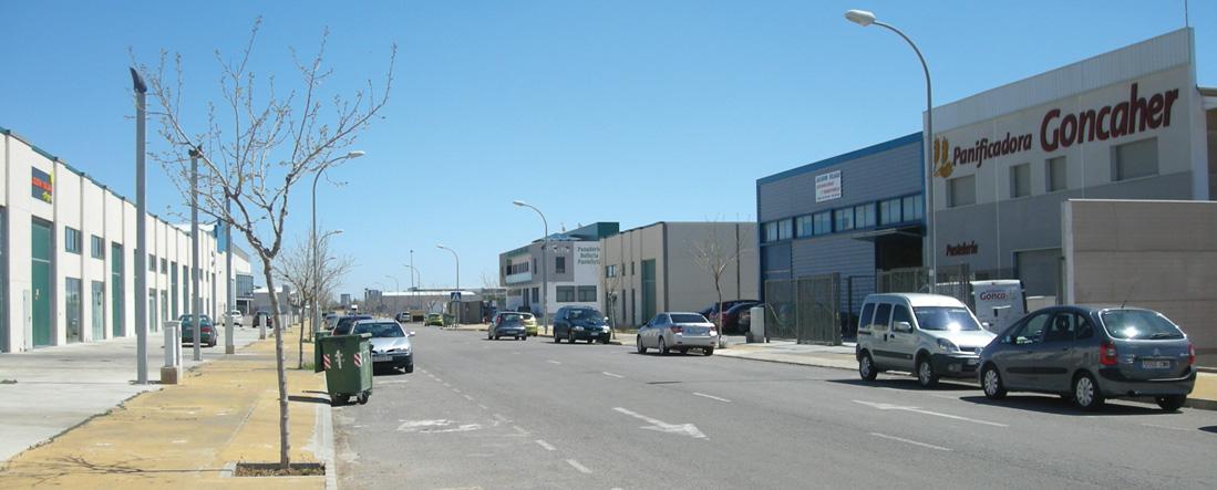 Polígono Industrial La Vega de Torralba de Calatrava