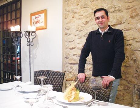 Restaurante Saga