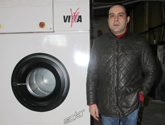 Jesús García, la tercera generación al frente de Tinte Madrid