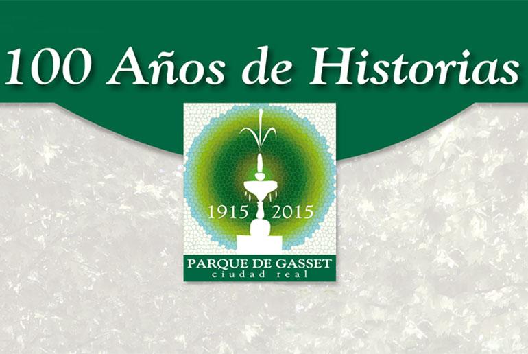 Comienza la celebración del I Centenario del Parque de Gasset de Ciudad Real
