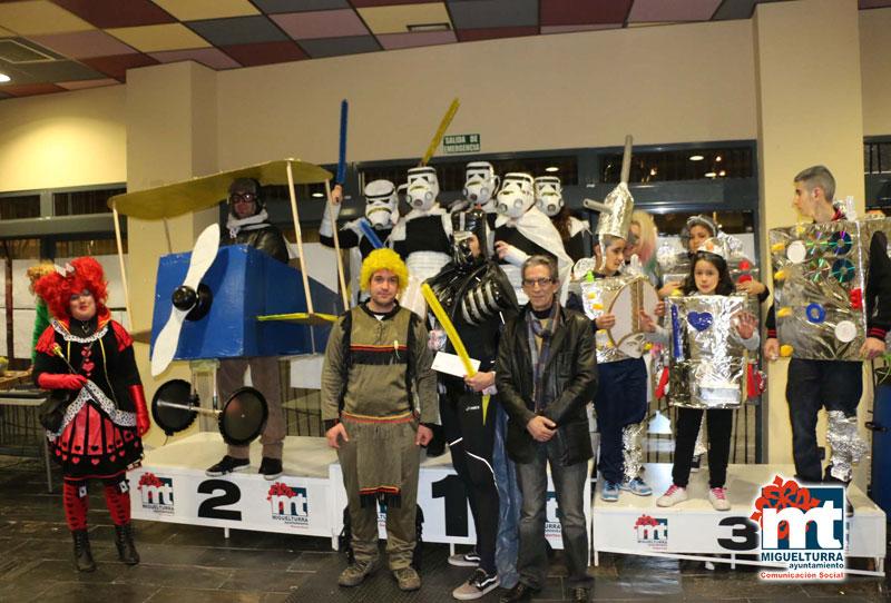 Sexto Concurso de Trajes con Materiales Reciclados del Carnaval de Miguelturra