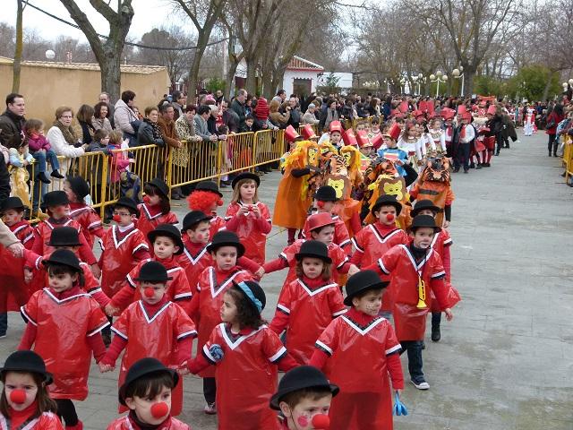 El Concurso de Disfraces Infantiles en Manzanares celebra su 28ª edición