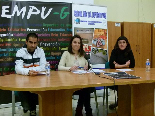"""El proyecto """"Empu-G"""" duplica sus actuaciones en prevención de drogas con adolescentes"""