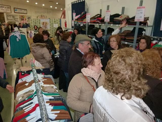 La 8ª Feria del Stock de Manzanares atrae a numeroso público