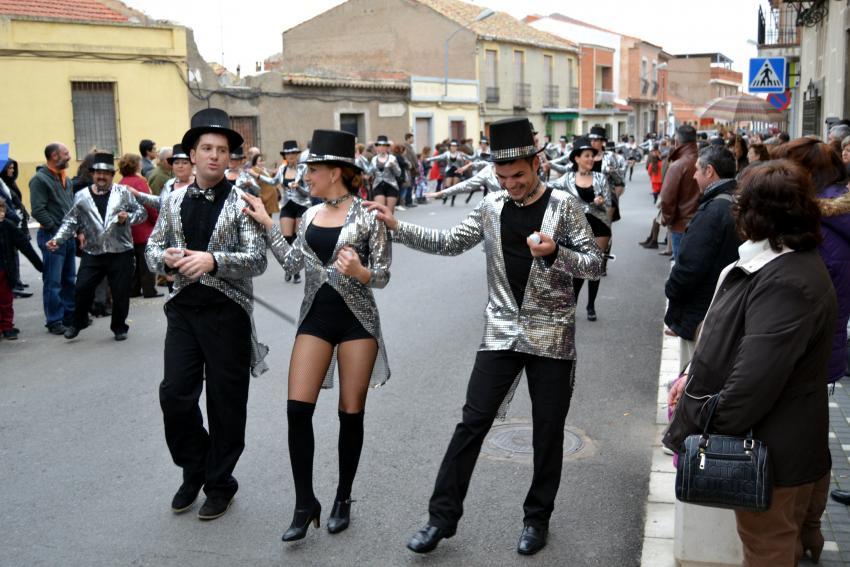 Torralba abre inscripción de su Concurso de Carrozas y comparsas del Domingo de Carnaval por la tarde