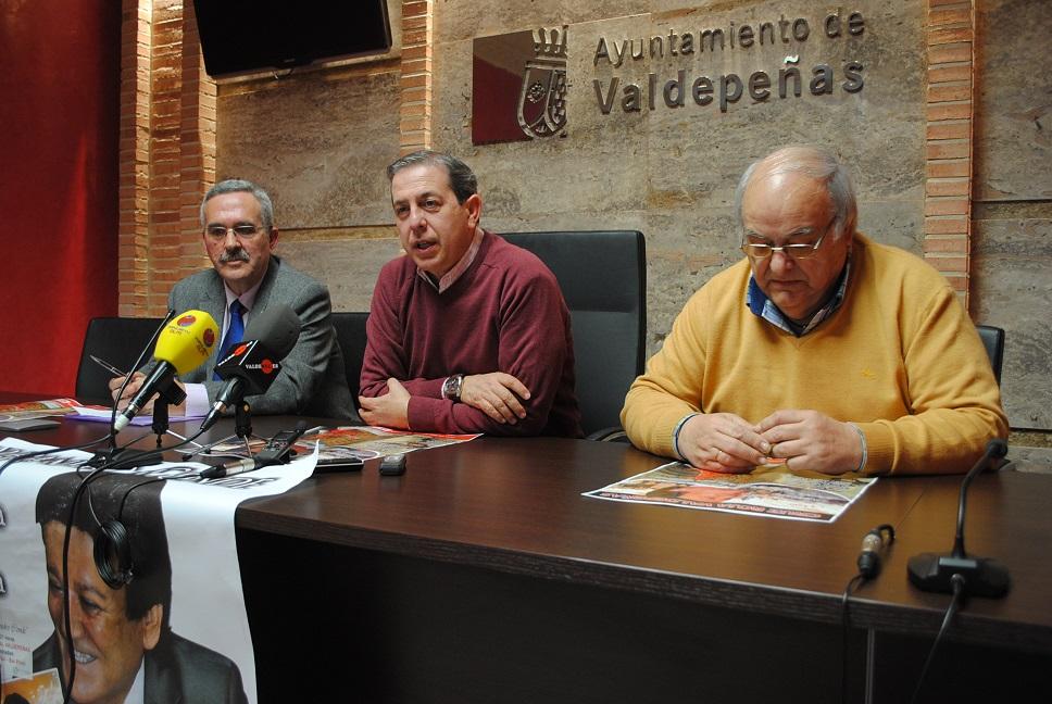El Teatro Auditorio acogerá un homenaje a Alejandro Conde a beneficio de Cruz Roja