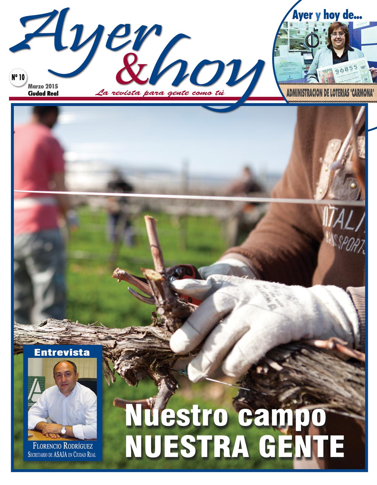 Revista de Marzo 2015 – Ciudad Real