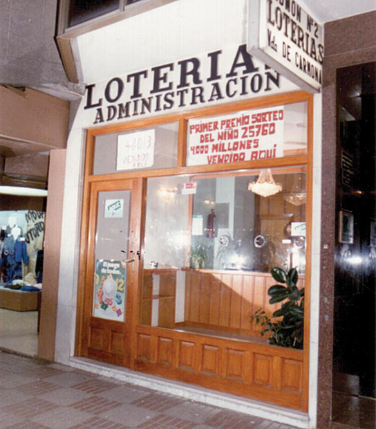 Loterías Carmona