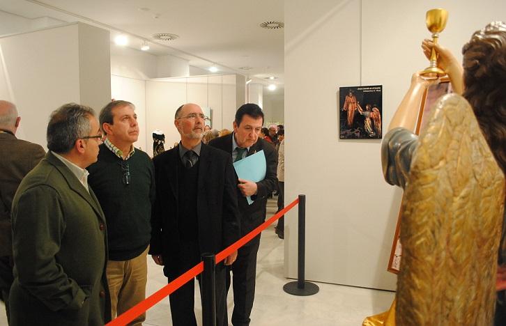 """La Confianza muestra la cultura de la Semana Santa en la """"VI Exposición de Patrimonio Cofrade"""""""