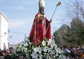 Romería de San Blas, una tradicional y multitudinaria fiesta para los moraleños