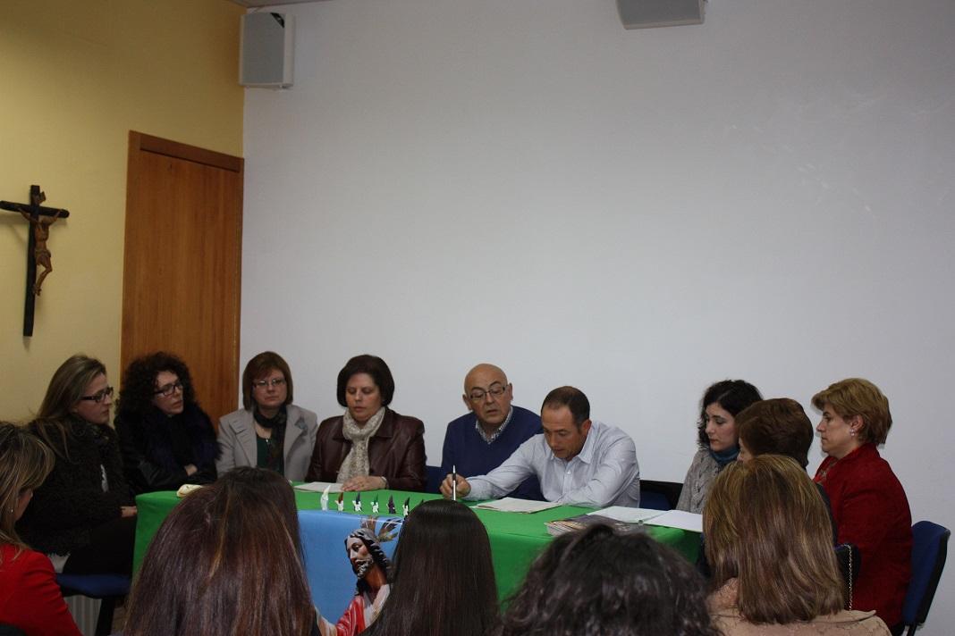 La Vera Cruz de La Solana renovó parte de su directiva en la Junta General