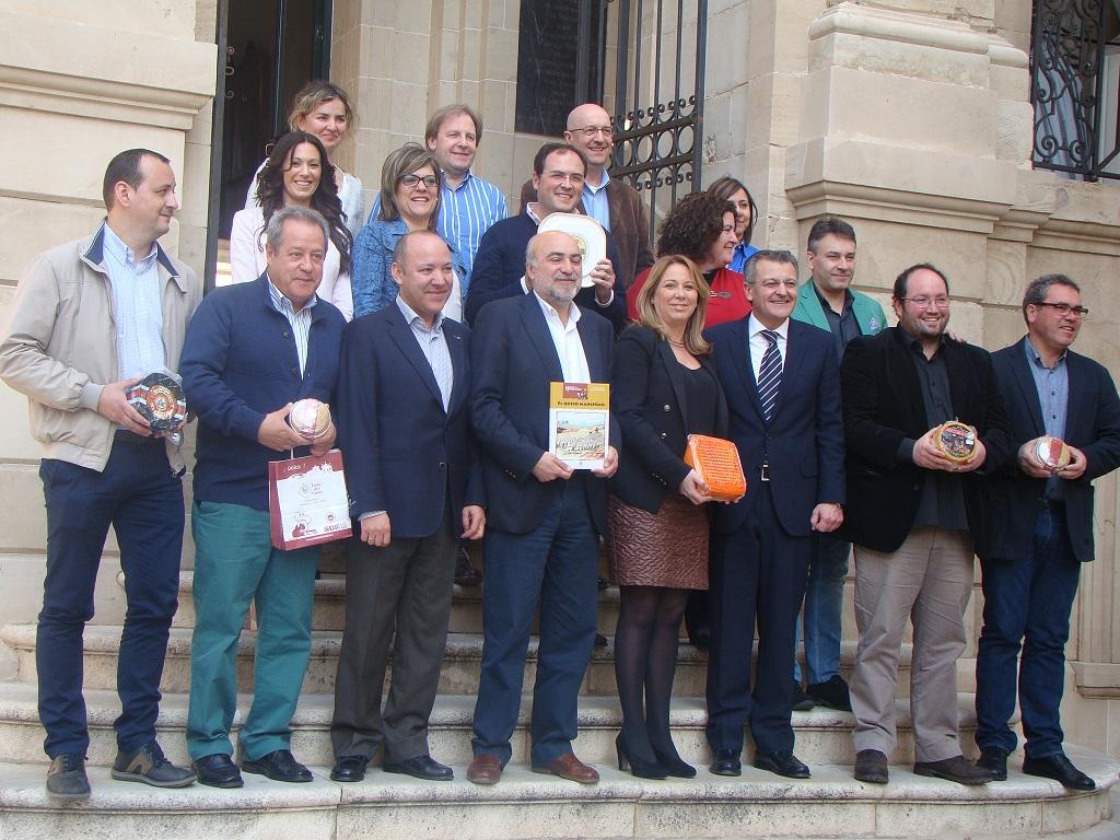 La Asociación Ruta Europea del Queso, AREQ, perfila sus líneas estratégicas de promoción
