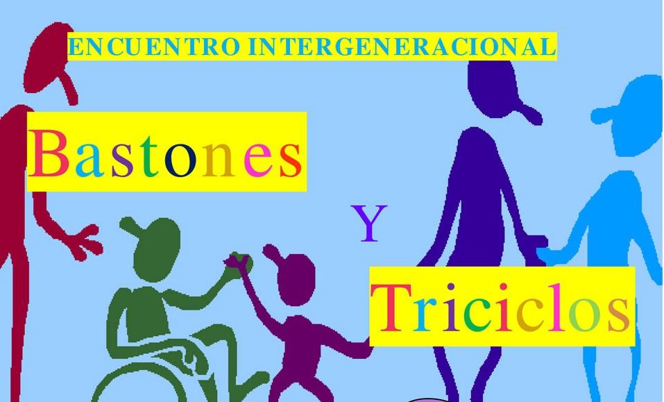 """"""" Bastones y triciclos """": Encuentro intergeneracional el sábado 25 de abril en Miguelturra"""