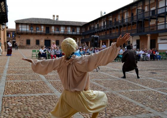 Reivindican la inclusión del Campo de Montiel en los actos del IV Centenario de la 2ª Parte del Quijote 2015