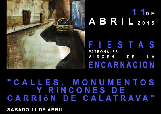 El Ayuntamiento de Carrión convoca 2 concursos de Fotografía y de Pintura rápida con motivo de sus Fiestas de Nuestra Señora de la Encarnación
