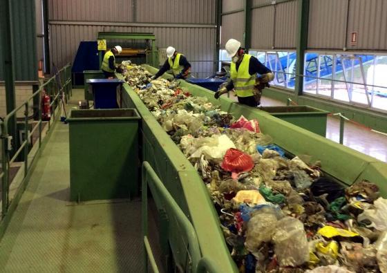 El Consorcio RSU de Ciudad Real pone en funcionamiento la Planta de Reciclaje y Compostaje de Almagro