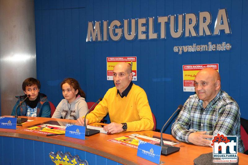 Miguelturra acogerá la Quinta Fiesta Nacional de la Esgrima