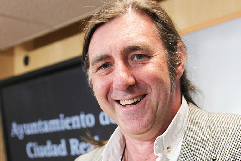 El Concejal de Cultura presenta la programación cultural de marzo de Ciudad Real