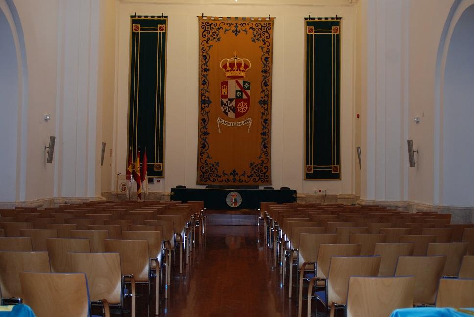 La UCLM abre sus puertas a las reales academias