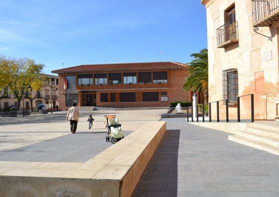 El Ayuntamiento de Torralba renueva el alumbrado público para mejorar la eficiencia energética